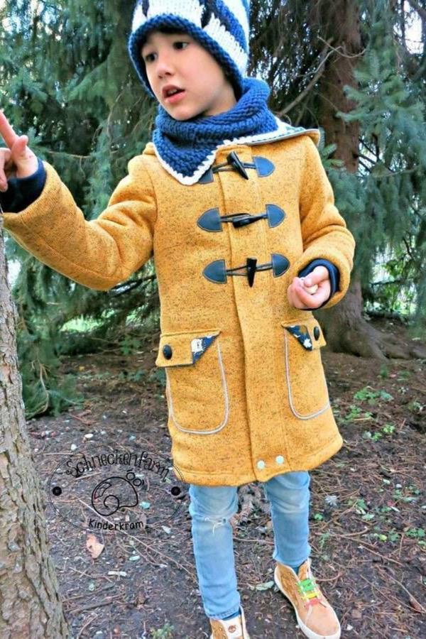 Duffle Coat LOUIE naehen Sara Julez 3 (1)