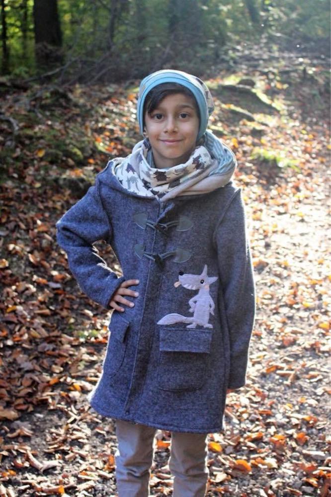 Duffle Coat LOUIE naehen Sara Julez 5 (5)