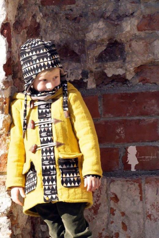 Duffle Coat LOUIE naehen Sara Julez 6 (6)