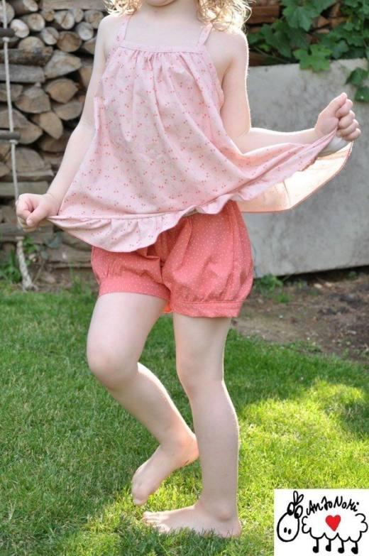GIRLY SUMMER MAXI naehen Sara Julez 11