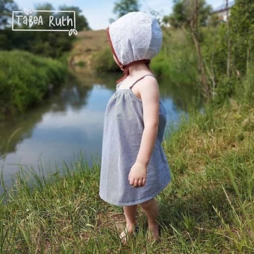 GIRLY SUMMER MAXI naehen Sara Julez 14