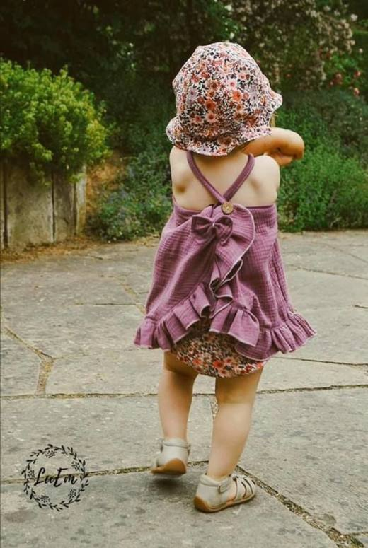 GIRLY SUMMER MAXI naehen Sara Julez 16