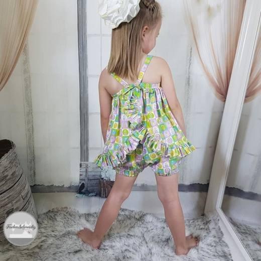 GIRLY SUMMER MAXI naehen Sara Julez 2
