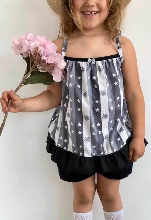 GIRLY SUMMER MAXI naehen Sara Julez 4