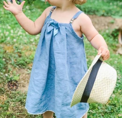GIRLY SUMMER MAXI naehen Sara Julez 9