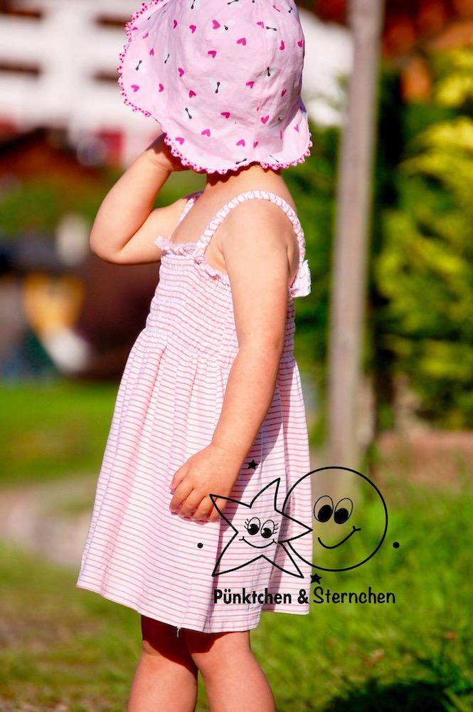 Kinder Sommerkleid LEXXI Damen naehen Sara Julez 6