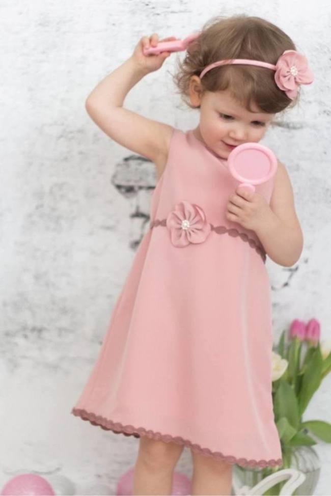 Kinderkleid GRACI Cover Sara Julez