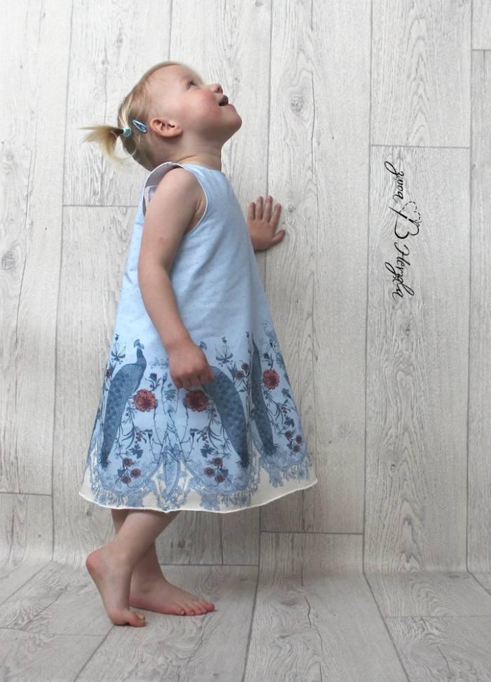 Kinderkleid GRACIE naehen Sara Julez 1