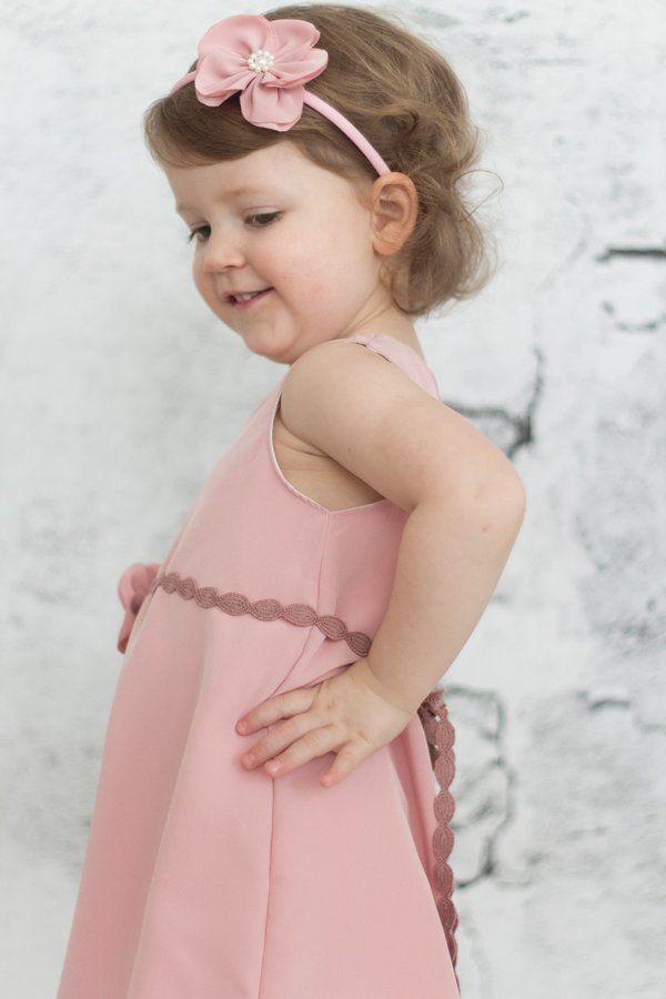Kinderkleid GRACIE naehen Sara Julez 10