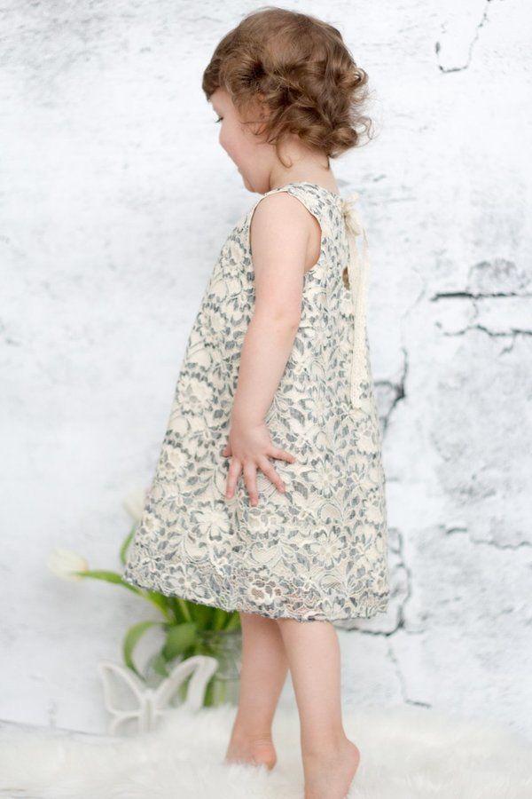 Kinderkleid GRACIE naehen Sara Julez 2