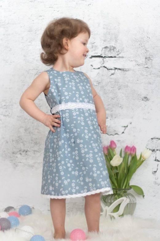 Kinderkleid GRACIE naehen Sara Julez 3