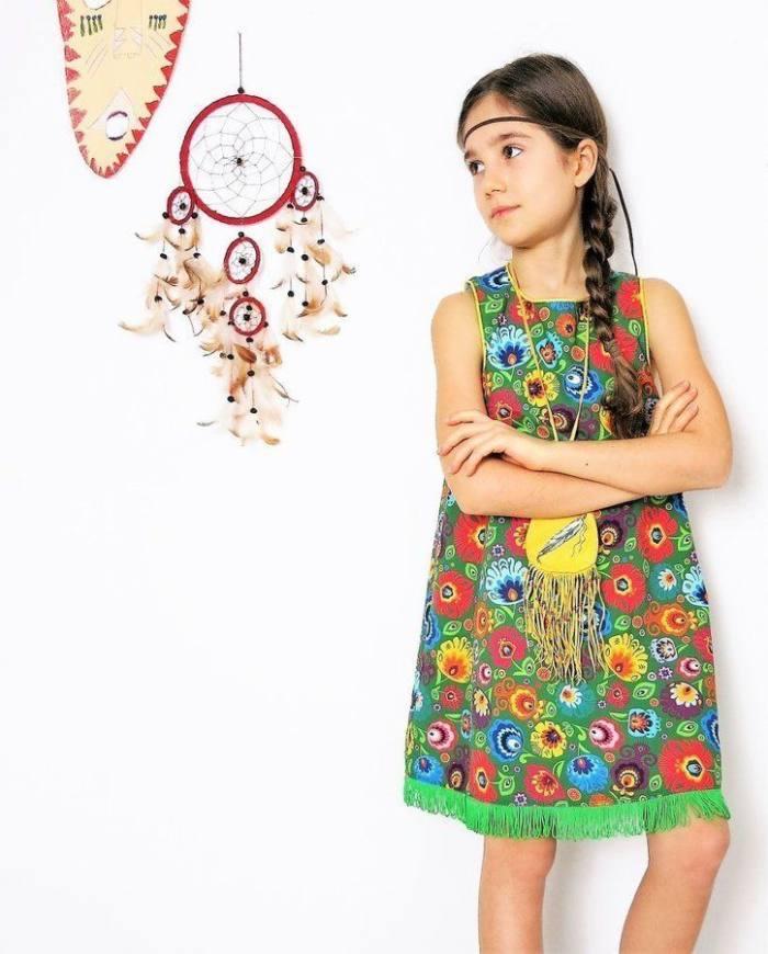 Kinderkleid GRACIE naehen Sara Julez 4