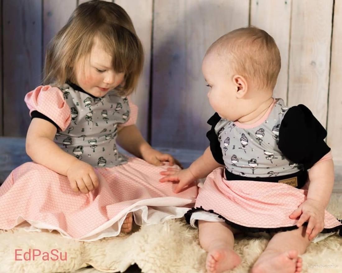 Kinderkleid LOLA naehen Sara Julez 4