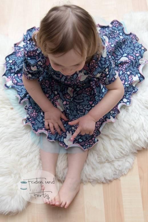 Kinderkleid LOLA naehen Sara Julez 5