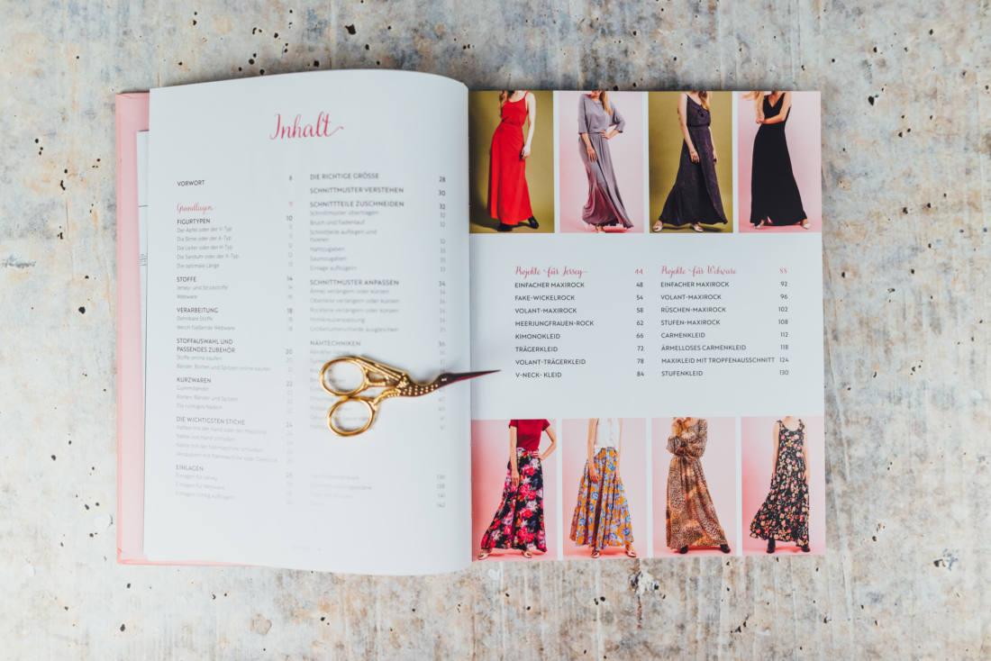 Kleidchen naehen Buch 013
