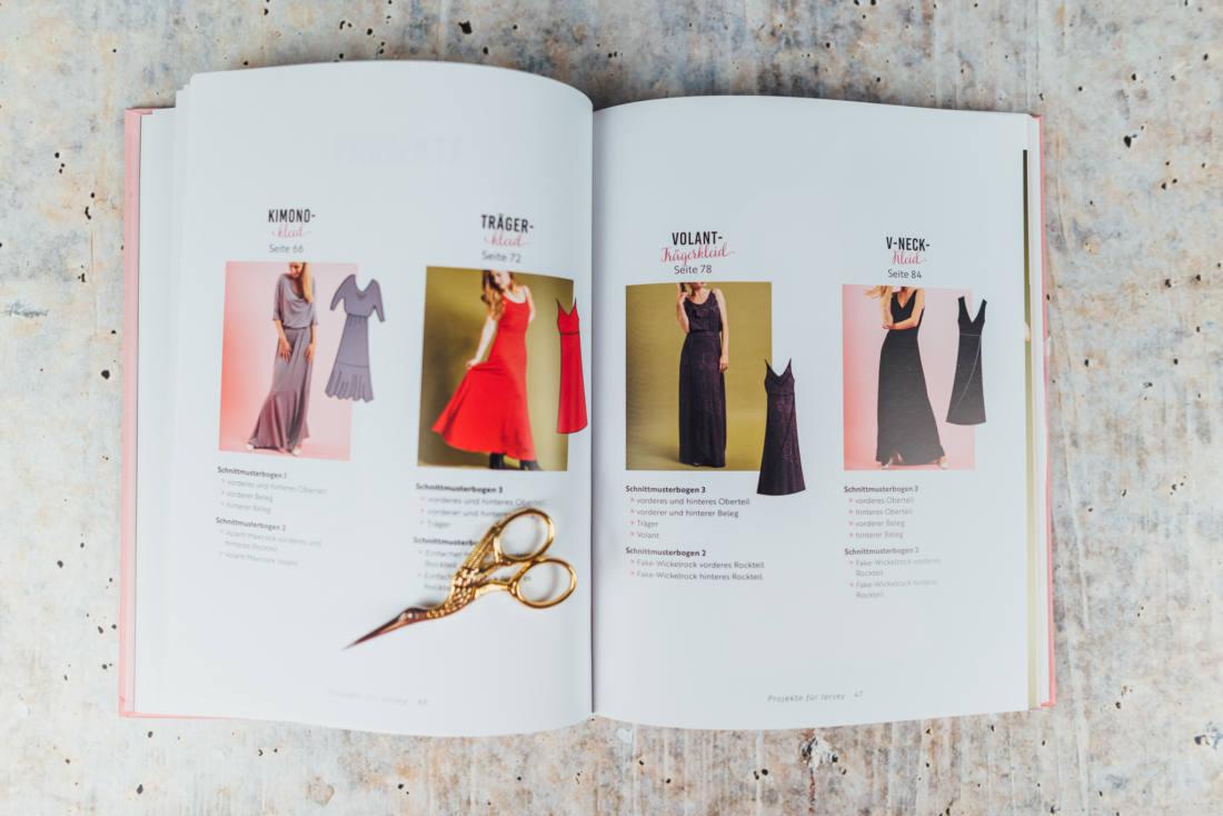 Kleidchen naehen Buch 014