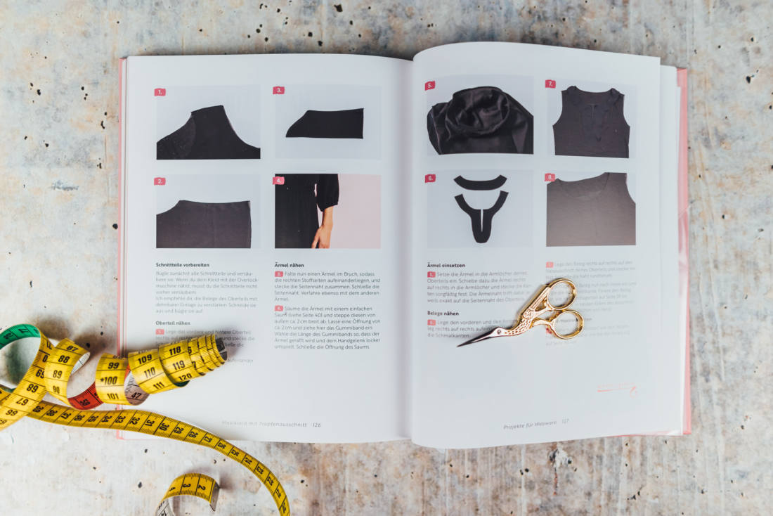 Kleidchen naehen Buch 017