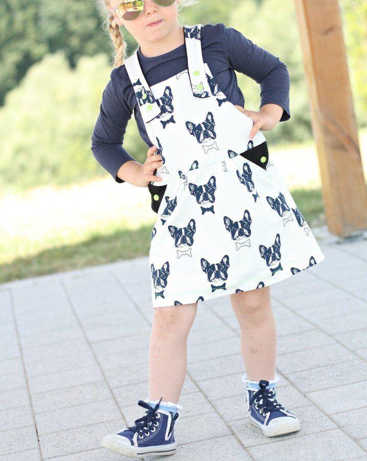 Latz Kleid LATZZY DRESS naehen Sara Julez 8