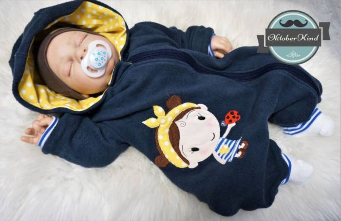 Overall naehen Romper CHARLIE 2