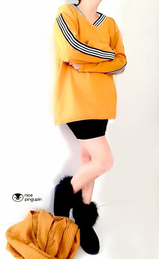 Oversiez Pullover KAENA naehen Sara Julez 2
