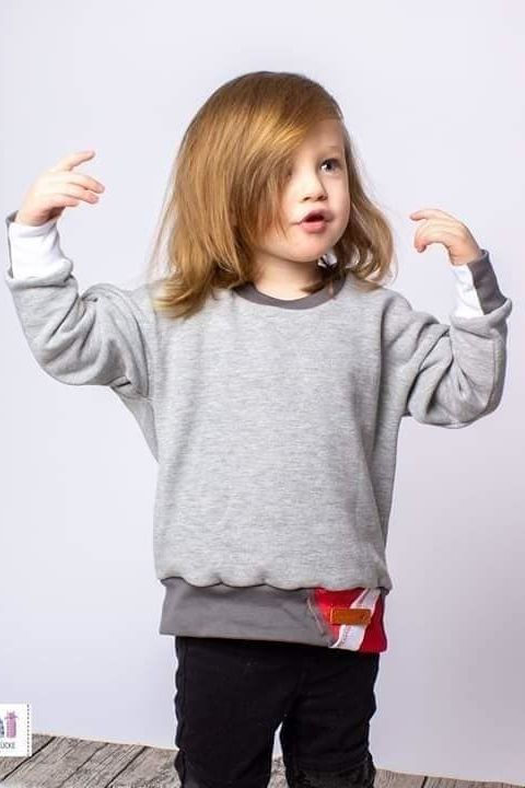 Oversize Shirt MAREN KIDS naehen Sara Julez 4 Kopie