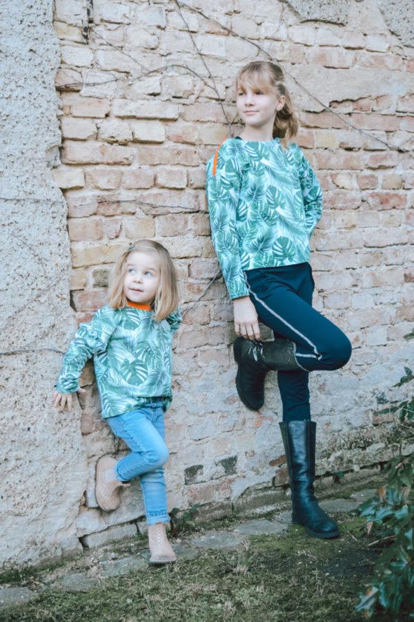 Oversize Shirt MAREN KIDS naehen Sara Julez 5 CR