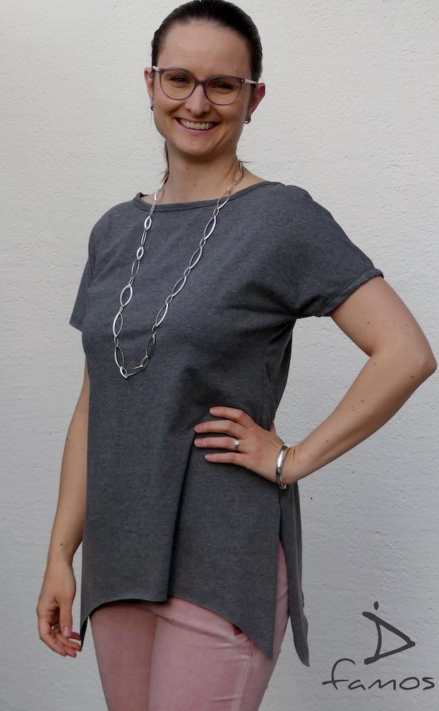 Shirt naehen EAZZY Sara Julez 2
