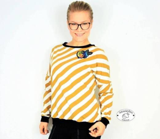 Shirt naehen EAZZY Sara Julez 7