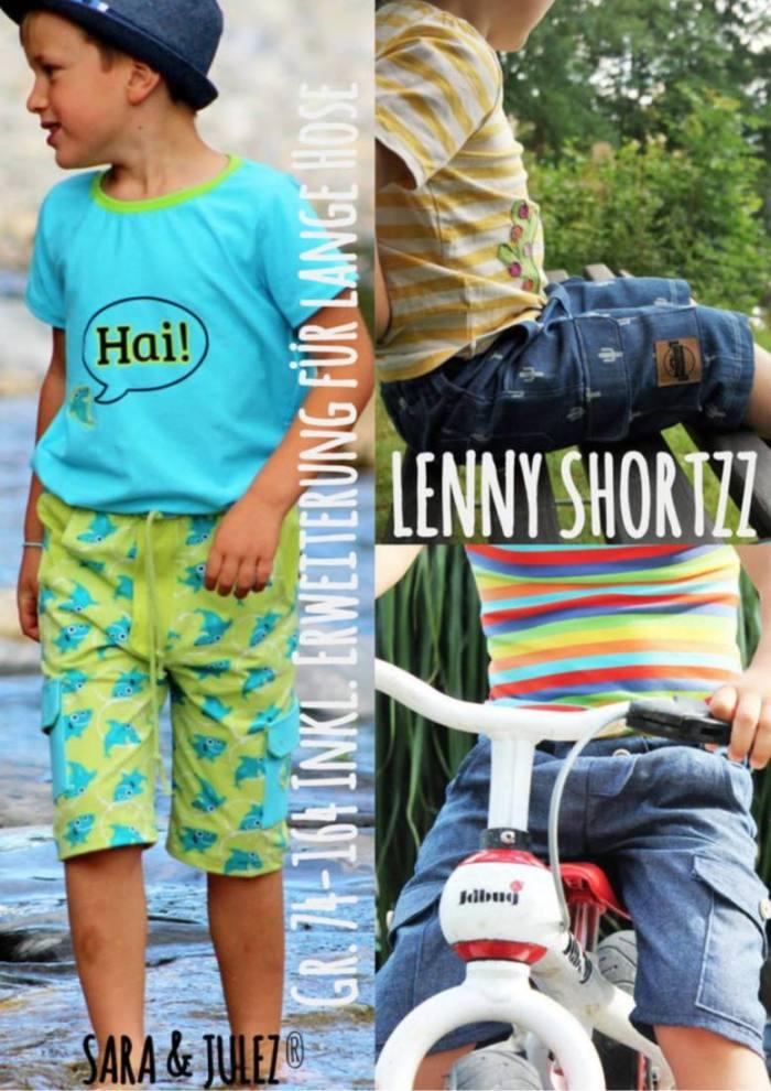 Shorts LENNY Cover Sara Julez