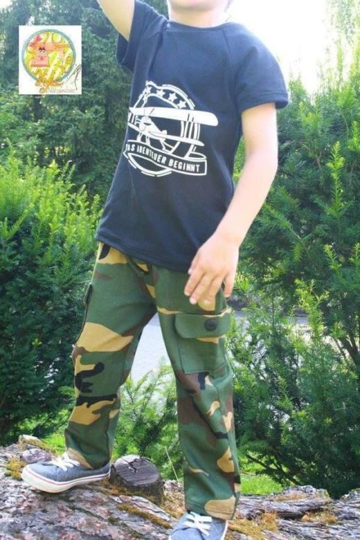 Shorts LENNY naehen Sara Julez 3