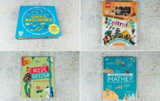 Weihnachtsgeschenke für Kinder: Die schönsten Mitmach-Bücher