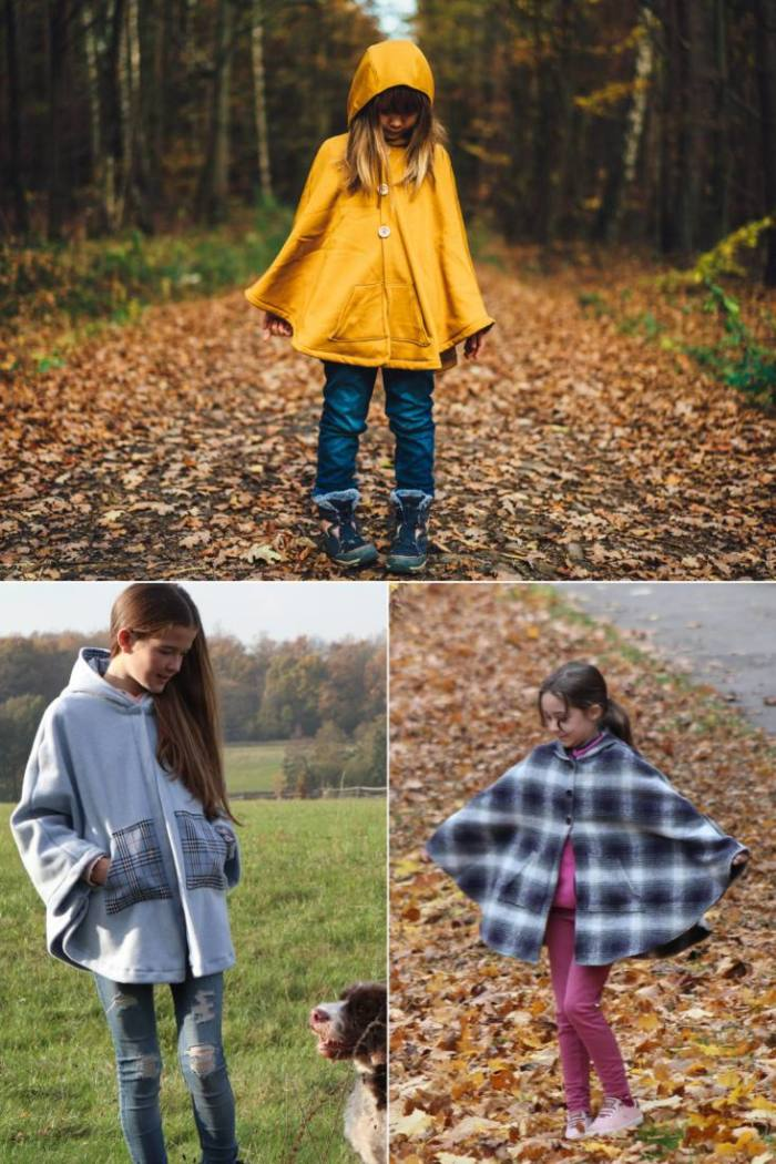 Cover Kids Cape LAYAK