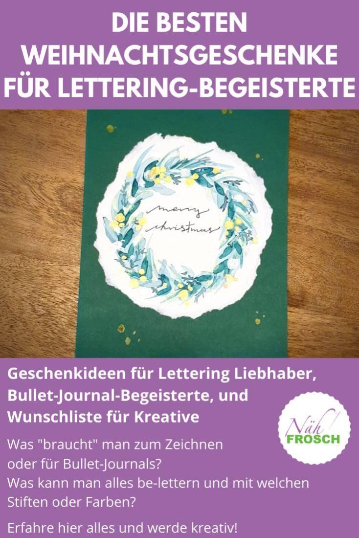 Geschenkideen-bulletjournal-handlettering