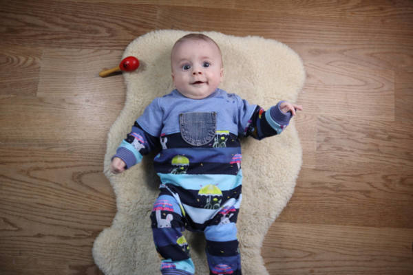 baby sweat anzug naehen gula 36