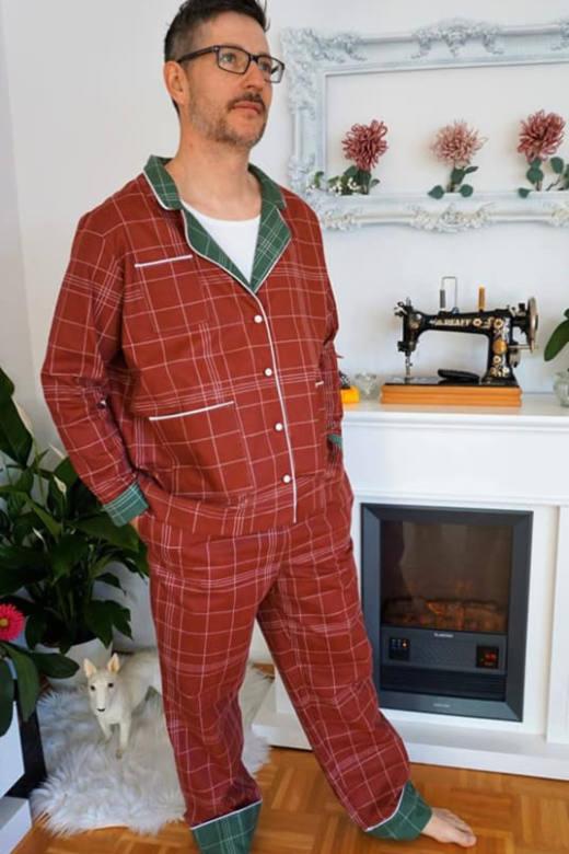 kinder schlafanzug naehen 12