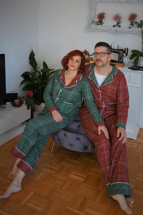 kinder schlafanzug naehen 13