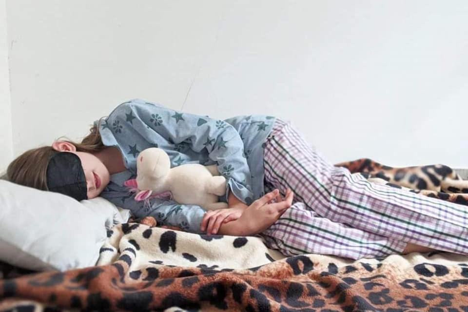 kinder schlafanzug naehen 19