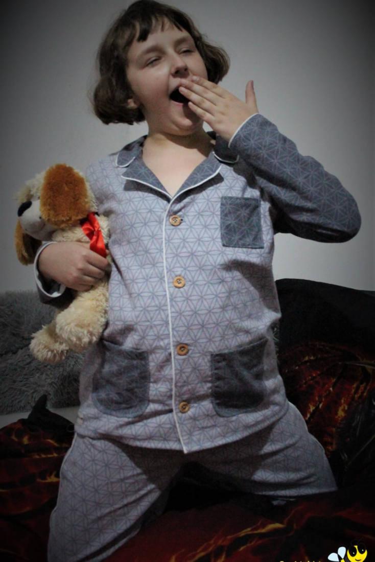 kinder schlafanzug naehen 21