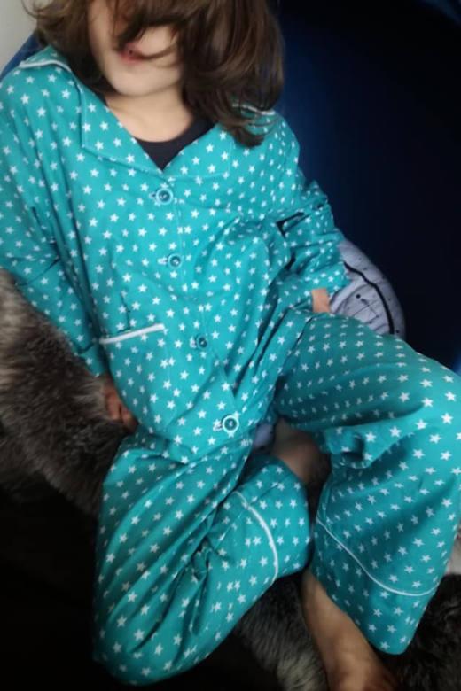 kinder schlafanzug naehen 3