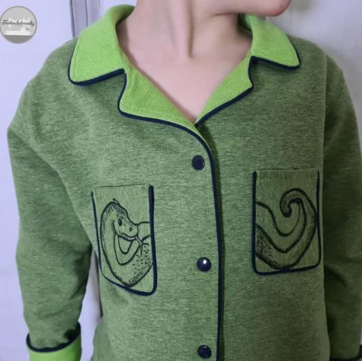 kinder schlafanzug naehen 5