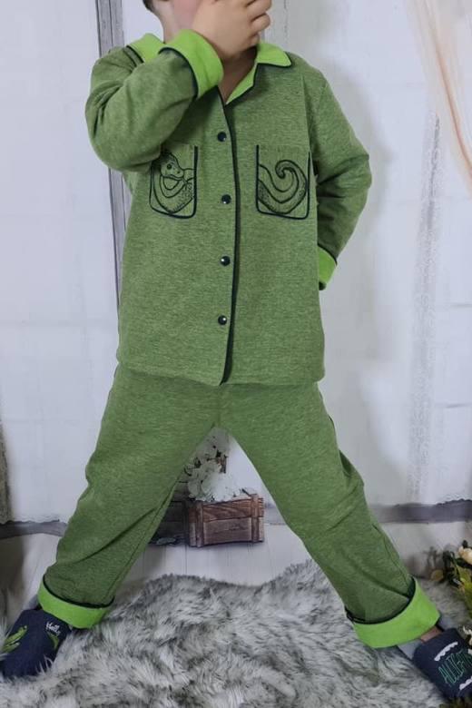 kinder schlafanzug naehen 7