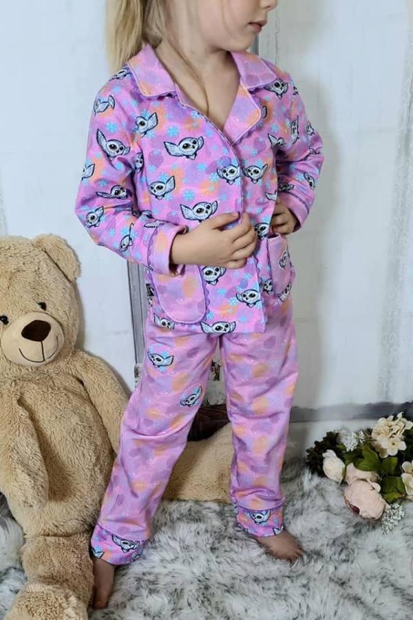 kinder schlafanzug naehen 8
