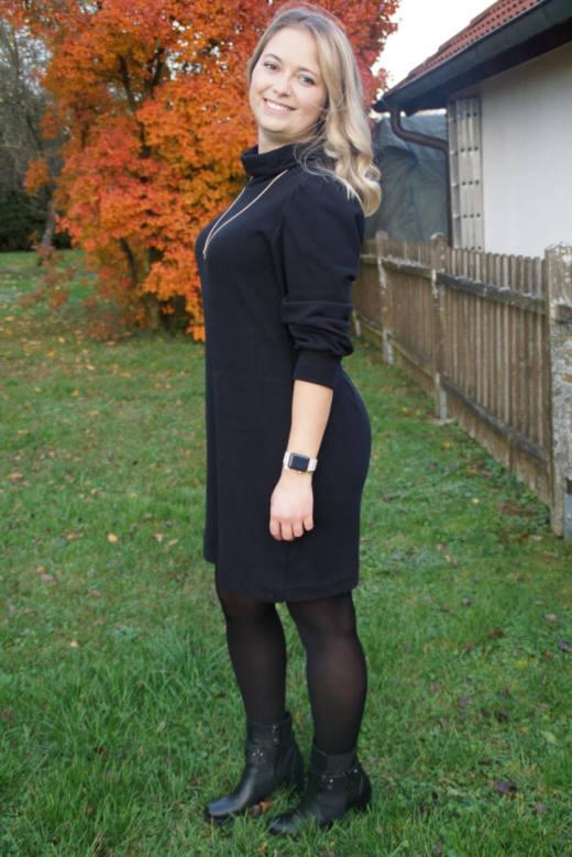 strick kleid naehen 21