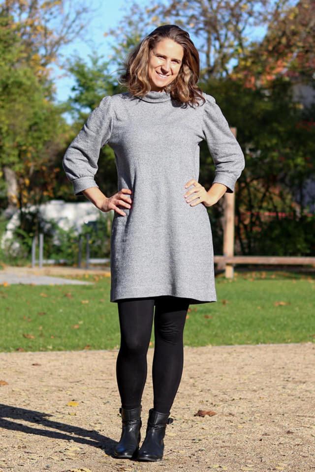 strick kleid naehen 24