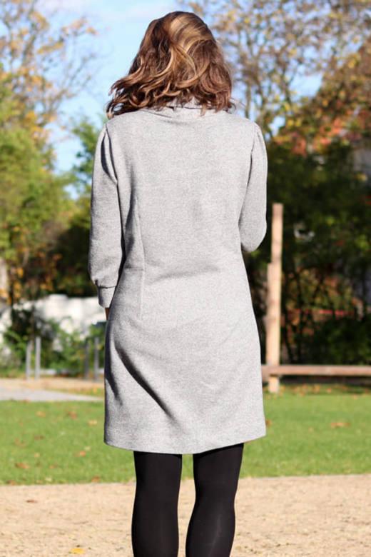 strick kleid naehen 30