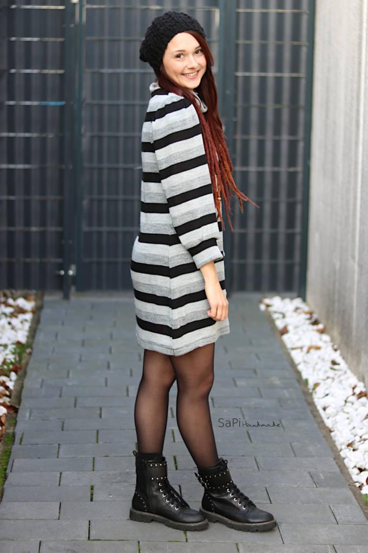 strick kleid naehen 65