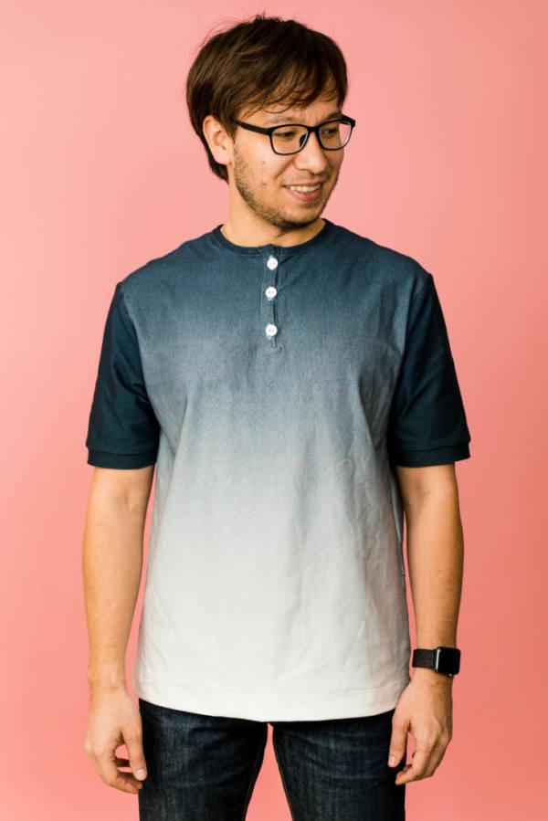 201211 T-Shirt naehen Polo Shirt NAIK 005