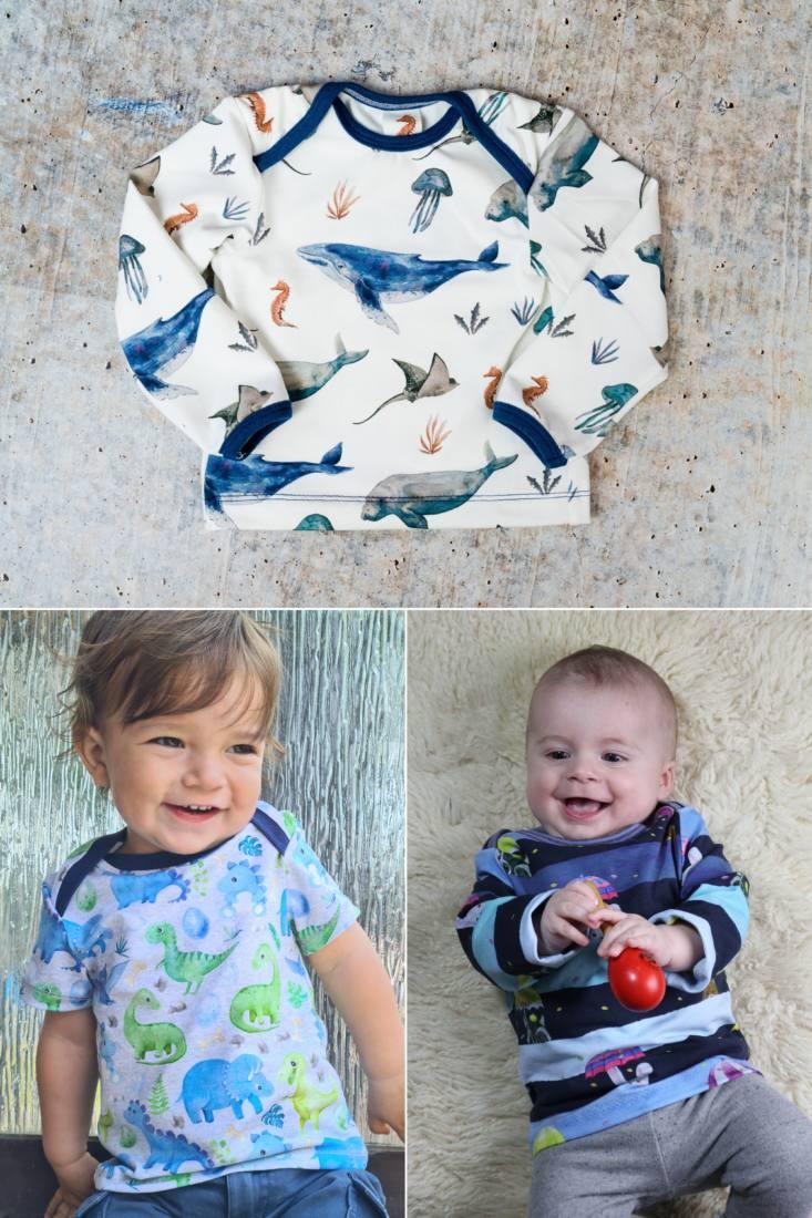 Baby Shirt KERDIL Cover NEU