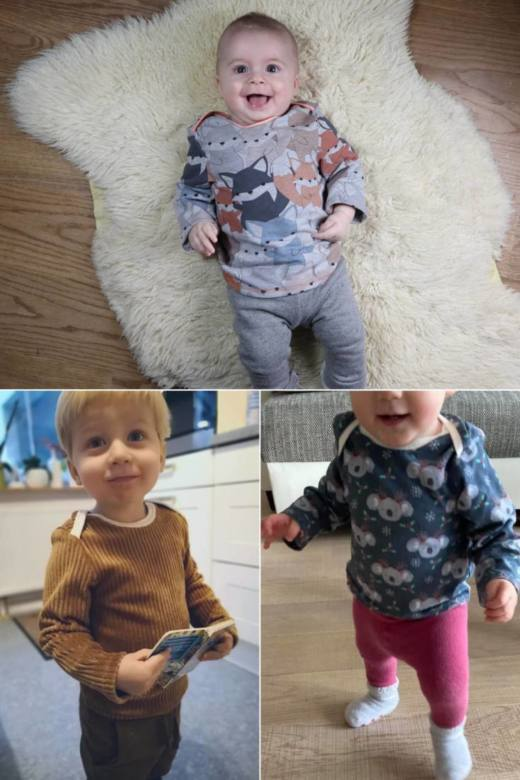 Cover Baby Shirt KERDIL
