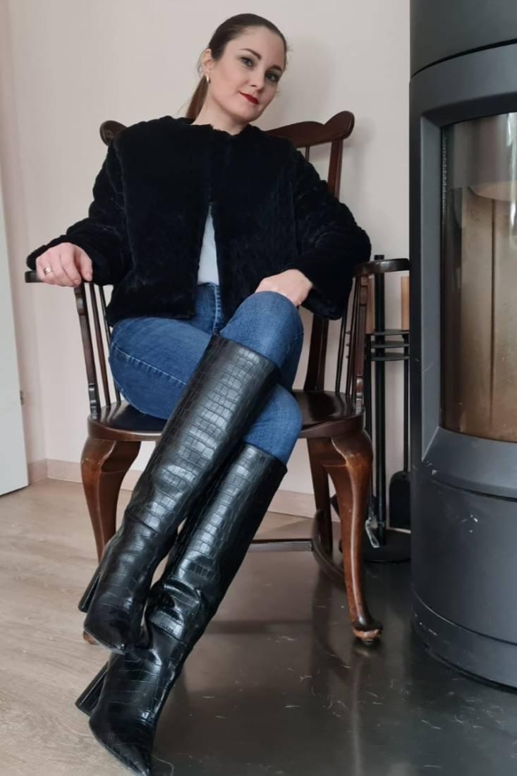 Damen Jacke Blazer naehen RESMI 18
